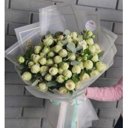 """Букет пионовидных роз """"Изысканность"""""""
