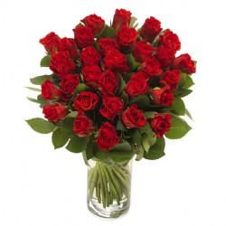 """Букет""""21 Красная роза"""""""