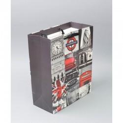 """Подарочный пакет """"Картинки"""""""